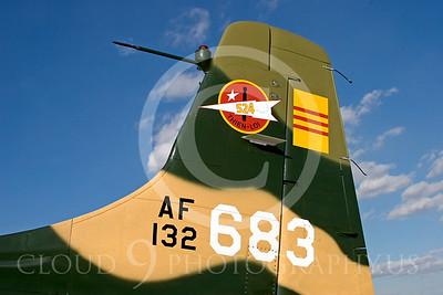 TAILS 00052 Douglas A-1 Skyraider by Peter J Mancus