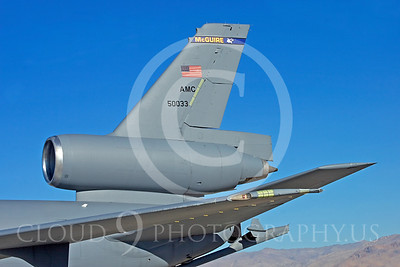 TAILS 00054 McDonnell Douglas KC-10 Extender USAF by Peter J Mancus
