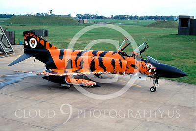 TMM-F-4Forg 00001 McDonnell Douglas F-4 Pantom II British RAF 23 Sept 1992  by Robbie Shaw via AASS