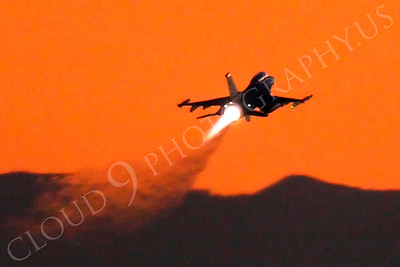 AB-F-16USAF 00284 USAF Lockheed Martin F-16 Fighting Falcon by Peter J Mancus