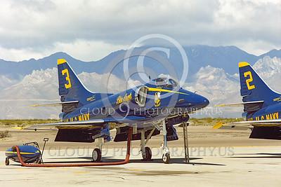 BA-A-4 00009 Douglas A-4 Skyhawk by Peter J Mancus
