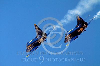 BA-A-4 00008 Douglas A-4 Skyhawk May 1980 by Peter J Mancus