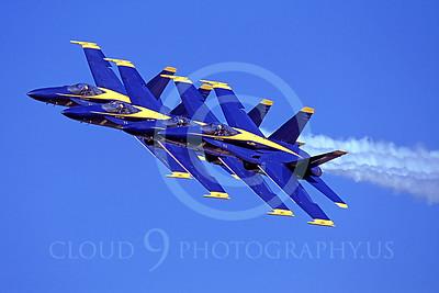 BA-F-18 00014 McDonnell Douglas F-18 Hornet by Peter J Mancus