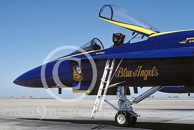 BA-F-18 00007 McDonnell Douglas F-18 by Peter J Mancus