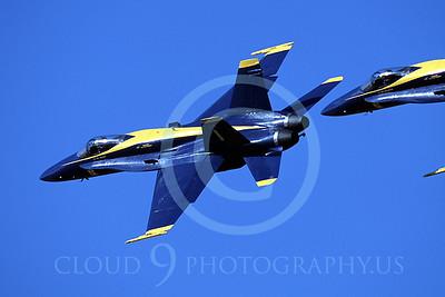BA-F-18 00022 McDonnell Douglas F-18 Hornet by Peter J Mancus