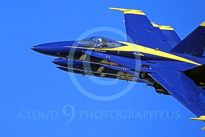 BA-F-18 00018 McDonnell Douglas F-18 Hornet by Peter J Mancus