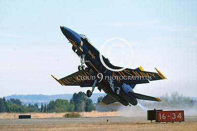 BA-F-18 00004 McDonnell Douglas F-18 by Peter J Mancus