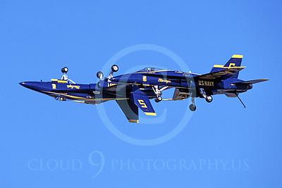 BA-F-18 00016 McDonnell Douglas F-18 Hornet by Peter J Mancus