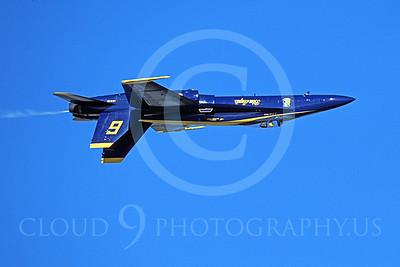 BA-F-18 00034 McDonnell Douglas F-18 Hornet by Peter J Mancus