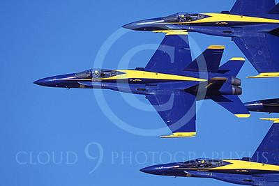 BA-F-18 00030 McDonnell Douglas F-18 Hornet by Peter J Mancus