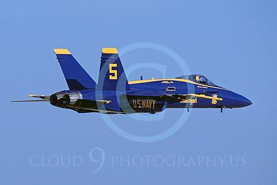 BA-F-18 00024 McDonnell Douglas F-18 Hornet by Peter J Mancus