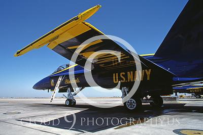 BA-F-18 00009 McDonnell Douglas F-18 Hornet by Peter J Mancus