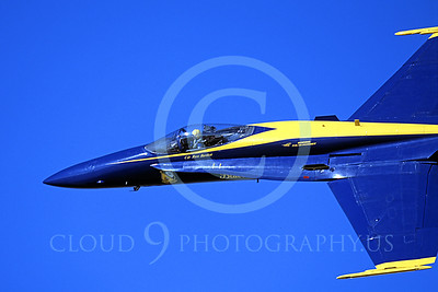 BA-F-18 00020 McDonnell Douglas F-18 Hornet by Peter J Mancus