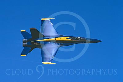 BA-F-18 00044 McDonnell Douglas F-18 Hornet by S W D Wolf