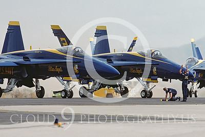 BA-F-18 00005 McDonnell Douglas F-18 by Peter J Mancus