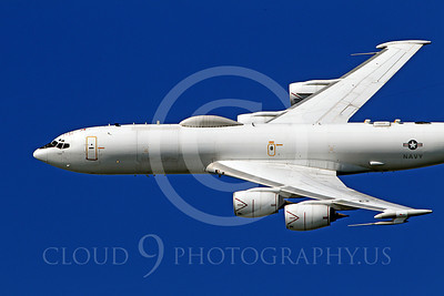 E-6 00006 A US Navy Boeing E-6 Mercury in flight at a US Naval Centennial airshow, by Peter J Mancus