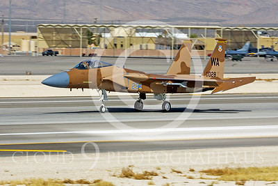 AGGR 00001 McDonnell Douglas F-15 Eagle USAF by Peter J Mancus