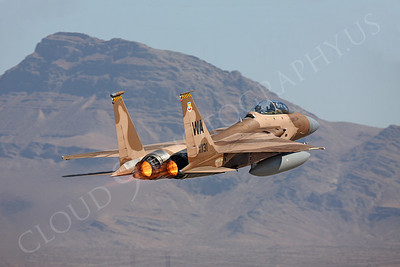 AB-F-15USAF 00118 McDonnell Douglas F-15 Eagle USAF 85131 Aggressor CRASHED by Peter J Mancus