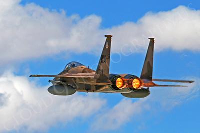 AB - F-15USAF 00148 McDonnell Douglas F-15 Eagle USAF AGGRESSOR WA 82028 by Tim P Wagenknecht