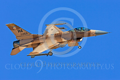 AGGR 00030  Lockheed Martin F-16 by Peter J Mancus