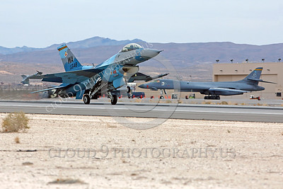AGGR 00021 Lockheed Martin F-16 Fighting Falcon USAF 88548 WA AGGRESSOR by Peter J Mancus