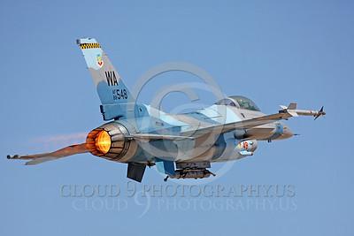 AB-F-16USAF 00240 Lockheed Martin F-16 USAF 88548 Aggressor by Peter J Mancus