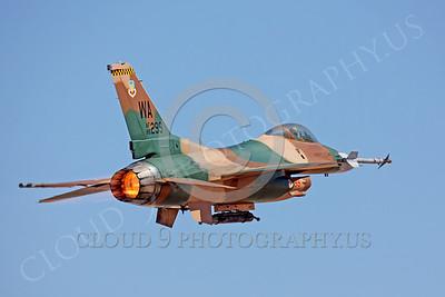 AB-F-16USAF 00062 Lockheed Martin F-16 USAF 86299 Aggressor by Peter J Mancus