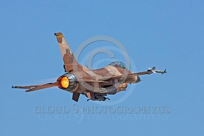 AB-F-16USAF 00212 Lockheed Martin F-16 USAF 87267 Aggressor by Peter J Mancus