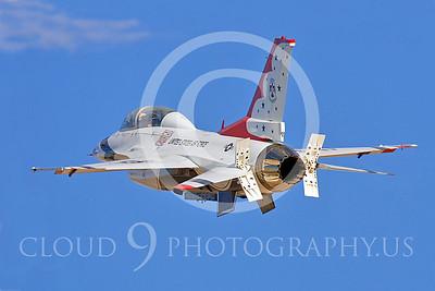 TB 00075 Lockheed Martin F-16 USAF by Peter J Mancus