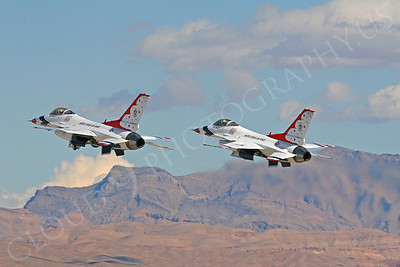 TB - F-16 00354 Lockheed Martin F-16 Fighting Falcon Nellis AFB by Tim P Wagenknecht
