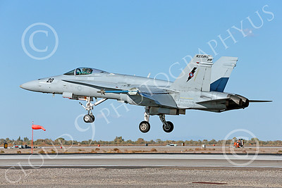 TOPG 00090 A landing Boeing F-18C Hornet jet fighter USN TOP GUN NAS Fallon 10-2013 military airplane picture by Peter J Mancus