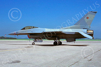 F-16USN 00004 Lockheed Martin F-16N Fighting Falcon US Navy TOPGUN Aug 1987 via African Aviation Slide Service