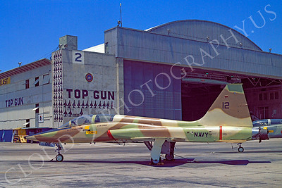 TOPG 00006 Northrop T-38 Talon US Navy 591596 NAS Miramar by Peter J Mancus