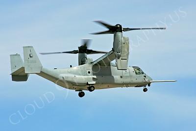 MV-22 Osprey 00004 Boeing-Bell MV-22B Osprey USMC 6386 by Paul Ridgway