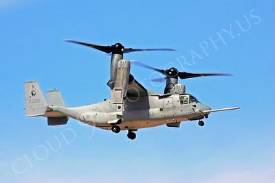 MV-22 Osprey 00010 Boeing-Bell MV-22B Osprey USMC 6386 by Paul Ridgway