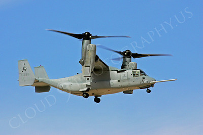 MV-22 Osprey 00014 Boeing-Bell MV-22B Osprey USMC 6386 by Paul Ridgway