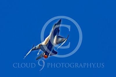 VORTEX-F-16USAF 00002A Lockheed F-16 USAF by Peter J Mancus