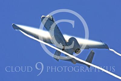 VORTEX-A-10USAF 00001 Fairchild A-10 Thunderbolt II USAF by Peter J Mancus