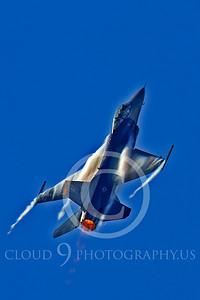 VORTEX-F-16USAF 00004 Lockheed F-16 USAF by Peter J Mancus