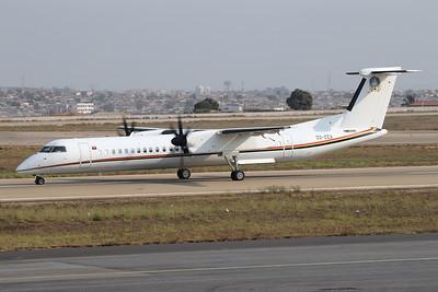D2-EEA   Bombardier Dash 8-Q402   Angolan Air Force