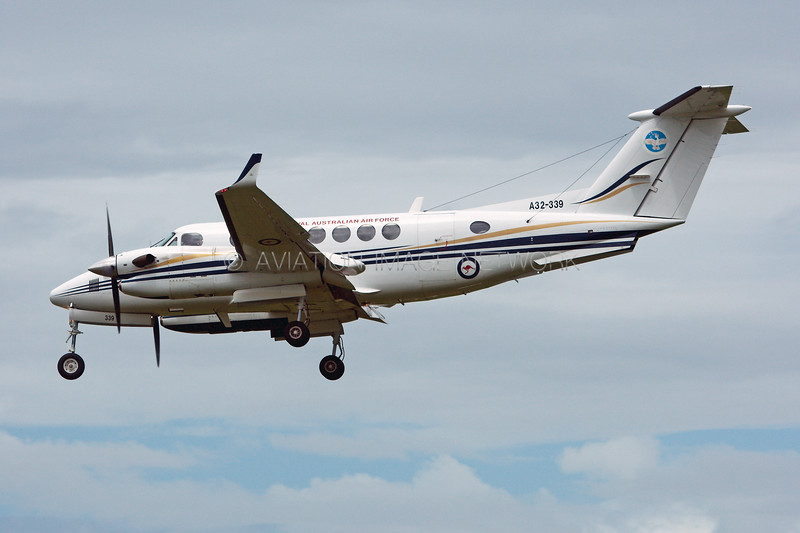 A32-339 | Beech Super King Air 300 | Royal Australian Air Force