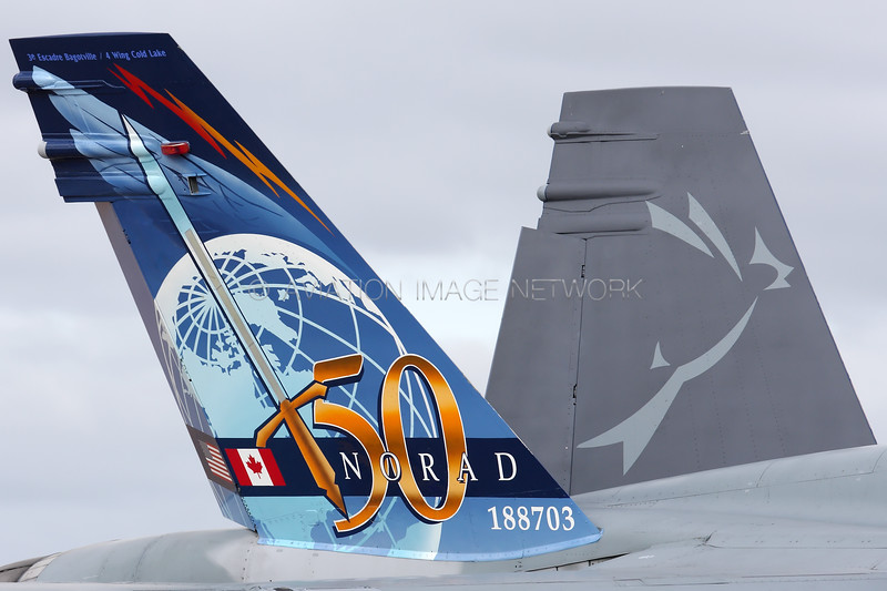 188703 | McDonnell Douglas CF-188A Hornet | Royal Canadian Air Force