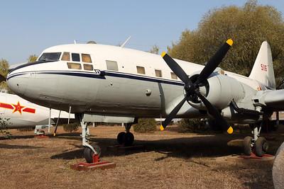 5116 | Ilyushin IL-12 Coach | Chinese Air Force