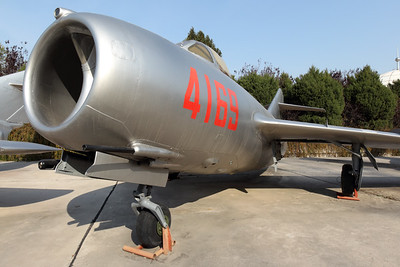 4169 | Mikoyan-Gurevich MiG-16 | Chinese Air Force