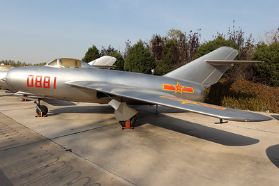 0881 | Mikoyan-Gurevich MiG-16bis | Chinese Air Force