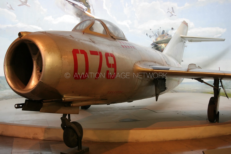 079 | Mikoyan-Gurevich Mig-15bis | Chinese Air Force