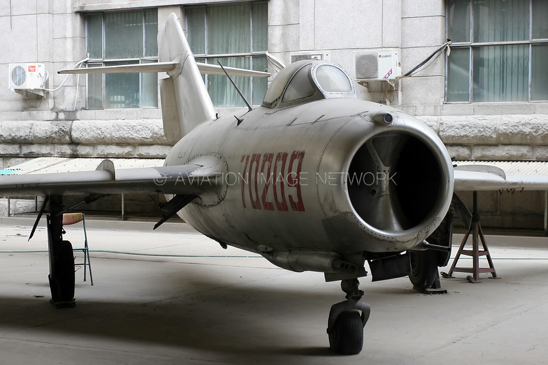 70209 | Mikoyan-Gurevich Mig-15bis | Chinese Air Force