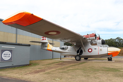 L-866 | Consolidated PBY-6 Catalina | Danish Air Force