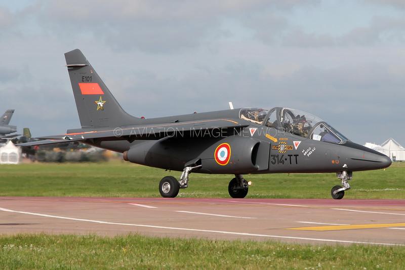E101 | Dassault Alpha Jet E | French Air Force