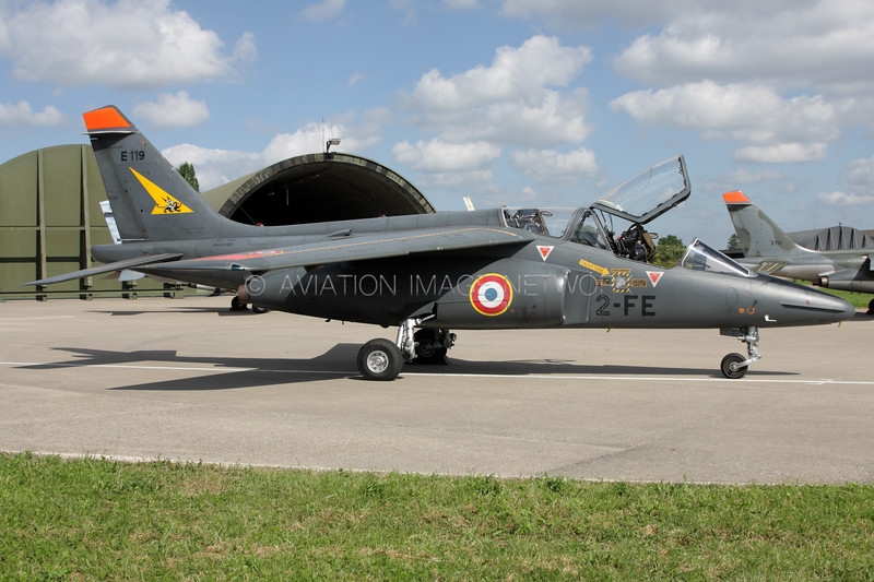 E119 | Dassault Alpha Jet E | French Air Force
